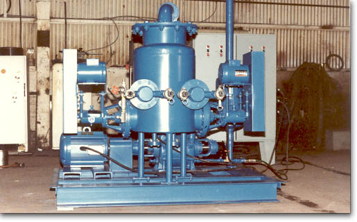 Packaged Vacuum / Pump System