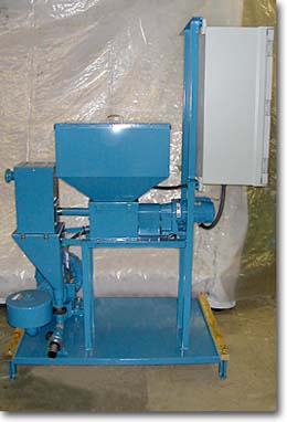 Flocculant Mixing System