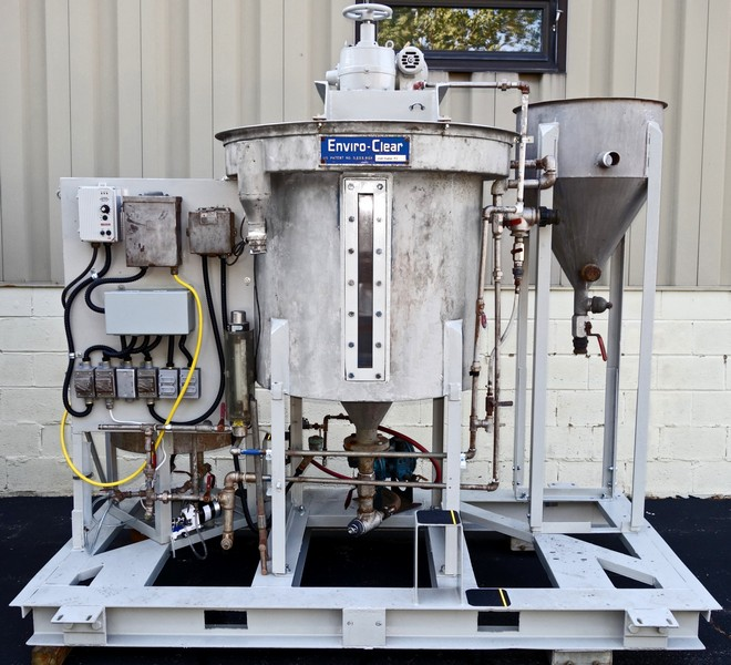 Clarifier Thickener 3 foot Pilot Unit