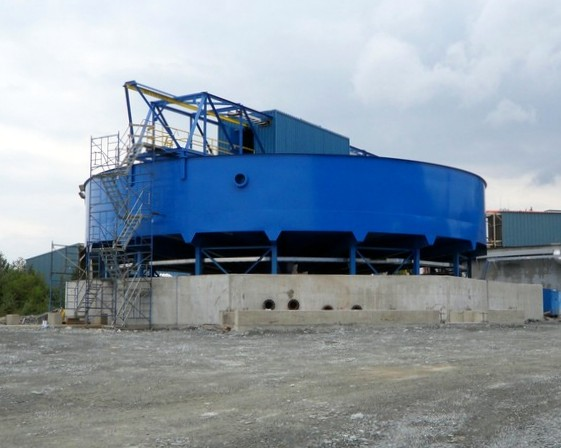 high capacity 2 - Clarifier Thickener Tank